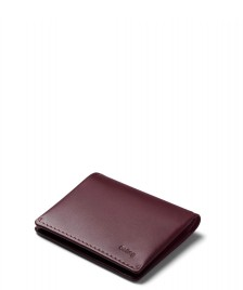 Bellroy Bellroy Wallet Slim Sleeve red wine