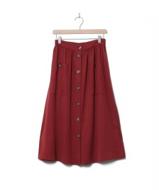 MbyM MbyM W Skirt Annalee red fired brick
