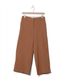 Minimum Minimum W Pants Culotta brown tobacco