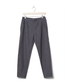 Minimum Minimum W Pants Sofja grey melange