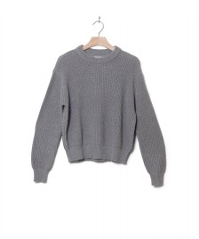 Minimum Minimum W Knit Mikala grey light melange