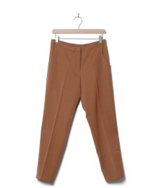 Minimum Minimum W Pants Halle brown tobacco
