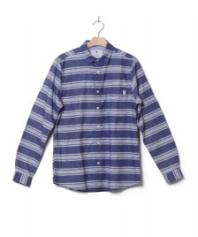 Revolution (RVLT) Revolution Shirt 3726 Striped blue navy