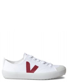 Veja Veja W Shoes Nova Canvas white marsala