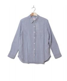 Levis Levis W Shirt Ultimate Boyfriend blue fondaluc sodalite