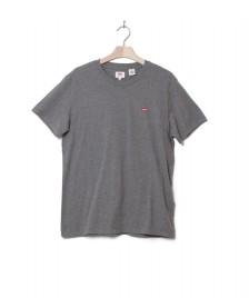 Levis Levis T-Shirt Original Hm grey charcoal heather