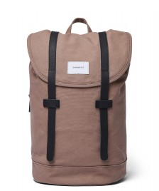 Sandqvist Sandqvist Backpack Stig brown earth