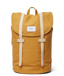Sandqvist Sandqvist Backpack Stig yellow honey