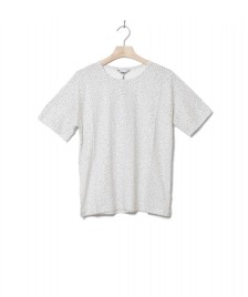 Wemoto Wemoto W T-Shirt Holden Printed white off black