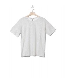 Wemoto Wemoto W T-Shirt Holden Printed white off black