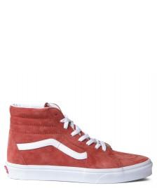 Vans Vans Shoes Sk8-Hi red burnt brick/true white