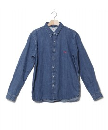 Levis Levis Shirt Battery Hm blue redcast stone
