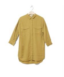 Selected Femme Selected Femme Shirt Slfdonna green ecru olive