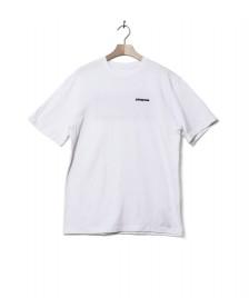 Patagonia Patagonia T-Shirt P-6 Logo white