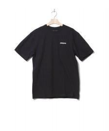 Patagonia Patagonia T-Shirt P-6 Logo black