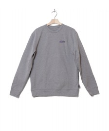 Patagonia Patagonia Sweater P-6 Label Uprisal grey gravel heather