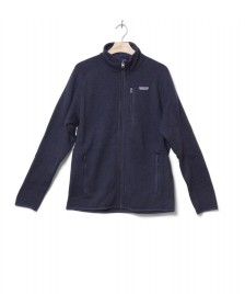 Patagonia Patagonia Jacket Better Sweater blue new navy
