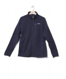 Patagonia Patagonia Jacket Better Sweater blue new navy