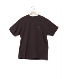 Carhartt WIP Carhartt WIP T-Shirt Embroidery brown tobacco