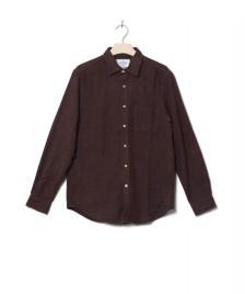 Portuguese Flannel Portuguese Flannel Shirt Teca brown