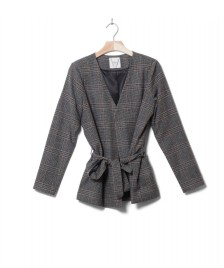 Minimum Minimum W Blazer Tjekki grey black