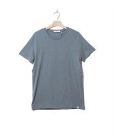 Revolution (RVLT) Revolution T-Shirt 1051 blue dust-melange