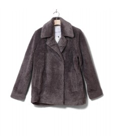 Selfhood Selfhood W Coat 77120 Teddy grey