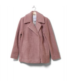 Selfhood Selfhood W Coat 77120 Teddy pink