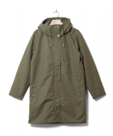 Selfhood Selfhood W Winterjacket 77130 Parka green army