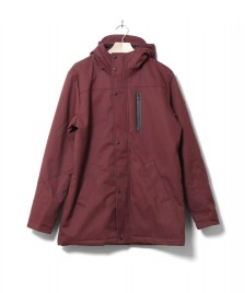 Revolution (RVLT) Revolution Winterjacket 7443 red bordeaux