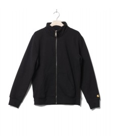 Carhartt WIP Carhartt WIP Zip Sweater Chase black/gold