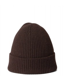 Colorful Standard Colorful Standard Beanie Merino Wool brown coffee