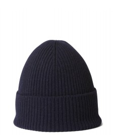 Colorful Standard Colorful Standard Beanie Merino Wool blue navy