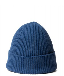 Colorful Standard Colorful Standard Beanie Merino Wool blue royal