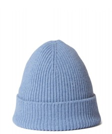 Colorful Standard Colorful Standard Beanie Merino Wool blue stone