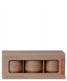 P.F. Candle P.F. Candle Mini Gift Set Essentials