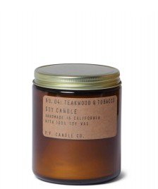 P.F. Candle P.F. Candle Standard Teakwood & Tobacco