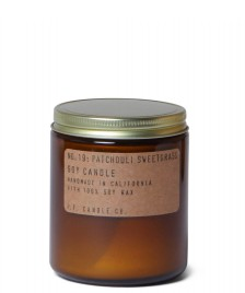 P.F. Candle P.F. Candle Standard Patchouli Sweetgrass