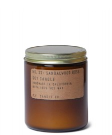 P.F. Candle P.F. Candle Standard Sandalwood Rose