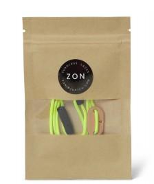 Zon Zon Sunglass Laces Slim yellow neon