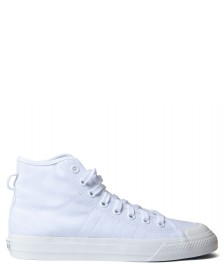 adidas Originals Adidas Shoes Nizza HI RF white cloud/cloud white/off white
