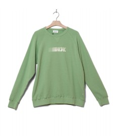 Wood Wood Wood Wood Sweater Hester green dusty