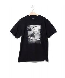 Carhartt WIP Carhartt WIP T-Shirt Suray Bhamra Reverse black