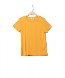 Minimum Minimum W T-Shirt Rynah yellow sunflower