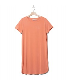 Minimum Minimum W Dress Larah orange sun baked