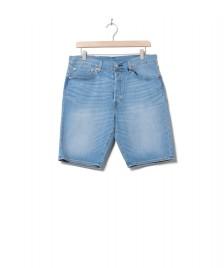 Levis Levis Shorts 501 Hemmed blue bratwurst ltwt short