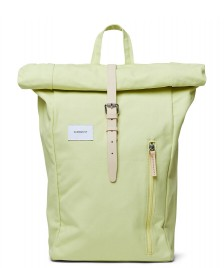Sandqvist Sandqvist Backpack Dante yellow lemon