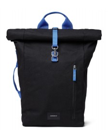 Sandqvist Sandqvist Backpack Dante Hook black/blue