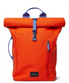 Sandqvist Sandqvist Backpack Dante Hook orange poppy red