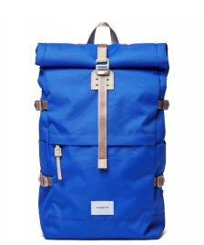 Sandqvist Sandqvist Backpack Bernt blue bright